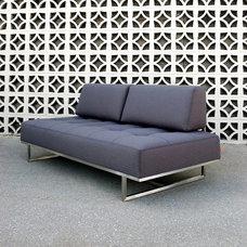 James Lounge   Gus Modern Sleeper Sofa Bed   Zin Home