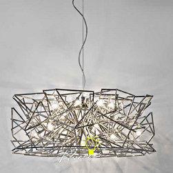 Etoile Suspension - Design by Christian Lava, 2009.