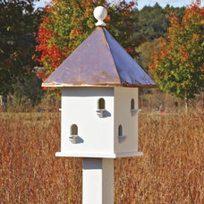 Traditional Birdhouses by Walpole Outdoors