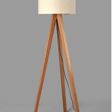 Contemporary Floor Lamps by Wondrous International, Inc