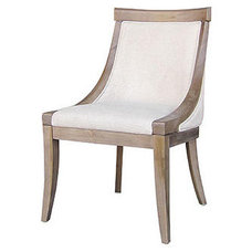 Traditional Dining Chairs by Greige