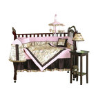 Abby Rose 9-Piece Crib Bed Set