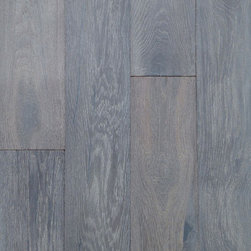 "TEKA PARQUET - French Oak Vintage Alaska Engineered Floating Wood Floor- Sample 8"" x 6"" - This listing is for 1 piece of wood floor samples (8"" x 6"")"