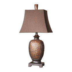 Uttermost Amarion Bronze Table Lamp Accent Your