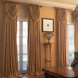 Drapery Projects & Ideas - Chance Witherington
