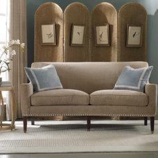 Sofas by BARBARA SCHAVER DESIGNS