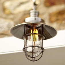 Industrial Pendant Lighting by Pottery Barn