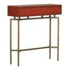 asian side tables and accent tables by Elte