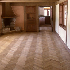 Traditional Hardwood Flooring by Amber Flooring