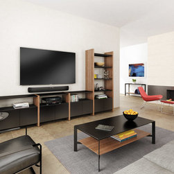 Semblance TV Stand by BDI Furniture -
