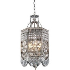traditional chandeliers by Crystal Chandelier Lights