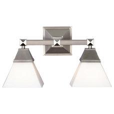 Contemporary Bathroom Vanity Lighting by Littman Bros Lighting