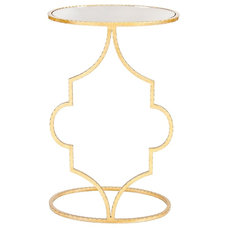 Mediterranean Side Tables And Accent Tables by Layla Grayce