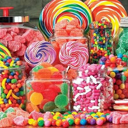 Candy Galore Puzzle - 1000 Piece Jigsaw PuzzleCandy Galore. . . What more can we say?  A mouthwatering image no matter what your age!  A Best Selling 2006 Winter/Spring Collection Puzzle. � Gaetano Images, Inc.