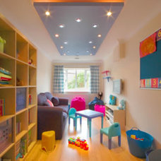 Contemporary  Bright enough to play!