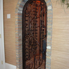 Windows And Doors by Lidia M. Luna At Forge Iron Designs
