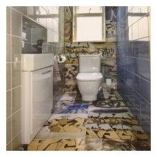 GRAFFITI PORCELAIN FLOOR & WALL TILES - OutHaus