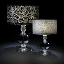 Valentina Table Lamp By Modiss Lighting - Valentina by Modiss is a series of superb, majestic, pendant and table lights that are a jewel in itself.