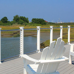 RailEasy Nautilus - Atlantis Rail Systems - Cable Railing with Stainless Rails