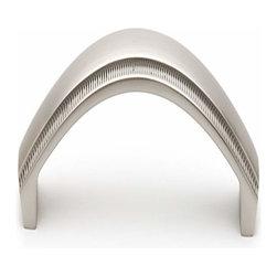 Alno Inc. - Alno Creations 6 Inch Pull Satin Nickel A240-6-Sn - Alno Creations 6 Inch Pull Satin Nickel A240-6-Sn