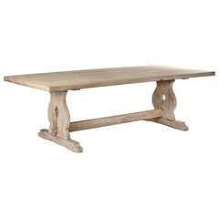 traditional dining tables by Layla Grayce