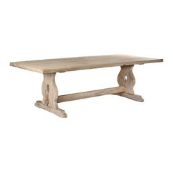 Zentique Furniture Hamburg Dining Table