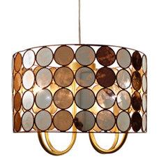 Modern Pendant Lighting by Stray Dog Designs