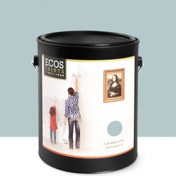 Imperial Paints - Eggshell Wall Paint, Gallon Can, Boy Voyage - Overview: