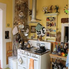 In with the Old: Vintage Kitchen Inspiration | Apartment Therapy