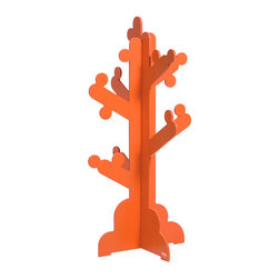 Clothes Tree - Hang bags or jackets on this or just use it as a decorative piece. Perfect for a forest-themed room.