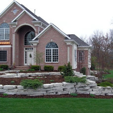 Traditional Landscaping Stones And Pavers by HIGH PRAIRIE LANDSCAPE SUPPLY