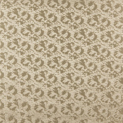 Gold Metallic Shiny Patterned Faux Leather By The Yard - P6278 is great for residential, commercial, automotive and hospitality applications. This faux leather will exceed 100,000 double rubs (15,000 is considered heavy duty), and is very easy to clean and maintain.