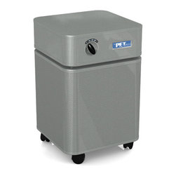 Austin Air - Austin Air Pet Machine, Silver - The  Austin Air Pet Machine Air Purifier with HEPA Technology. Perfect for Pet Owners,  The Pet Machine uses HEPA technology to trap airborne dust and dander. While the Special carbon blend  helps reduce pet odors that linger in the air.