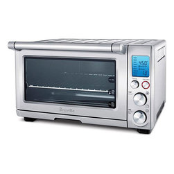 BREVILLE - Breville BOV800XL Toaster Oven - Breville Toaster Oven puts the power where it's needed most and delivers the right power at the right time Smart oven can cook up to six (6) slices of toast Appliance has an element IQ