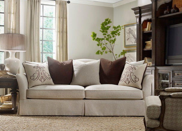 Traditional Sofas by Santa Barbara Design Center