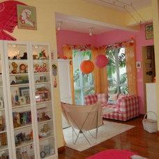 Tropical Kids by Cheryl Newman Interior Design