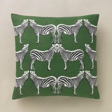 Eclectic Decorative Pillows by DwellStudio