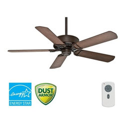 "Casablanca - Casablanca 59512 Panama 54"" 5 Blade Energy Star DC Ceiling Fan - Blades and Remo - Included Components:"