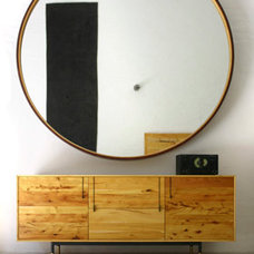 Contemporary Wall Mirrors by DDDW