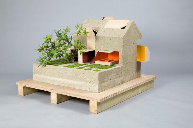 Coffey Architecture dollhouse