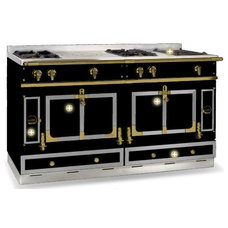 Gas Ranges And Electric Ranges by lacornueusa.com