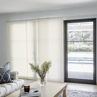 Smith & noble Roller Panel Track Shade - Starting at $87+