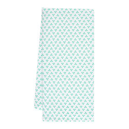 KAF Home - Teatime Kitchen Towel - Mint, Set of 4 - Our tea time towels are available in three soft colors: mint, hibiscus, and Earl Grey. Each are perfect for preparing afternoon or breakfast tea, and are soft on skin and dishware.