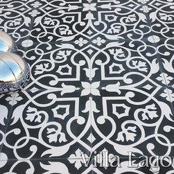 Villa Lagoon Tile - Dave Perry