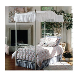 Emily Bed with Optional Canopy