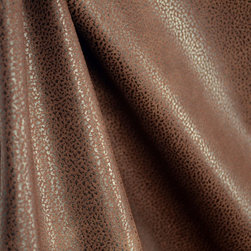Wrangler Mahogany Soft Brown Upholstery Suede By The Yard - Brown and black faux suede upholstery fabric. The Wrangler Mahogany design has a very soft hand and is easy to work with. Great for pillows, chair seats, bar stools or craft projects.