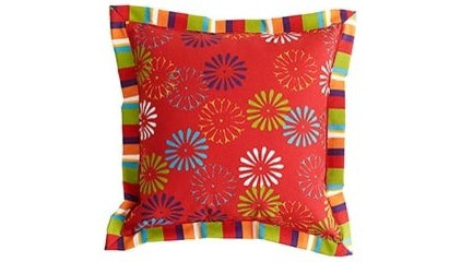Eclectic Outdoor Cushions And Pillows by Pier 1 Imports