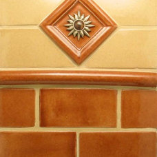 Traditional Tile by Saint-Gaudens Tile