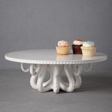 Eclectic Dessert And Cake Stands by BHLDN