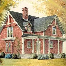 Ellinson House Plan - 4668
